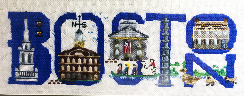 Boston stitch 1500